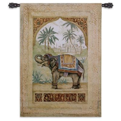Гобелен Слон старого света II