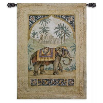 Гобелен Слон старого света I