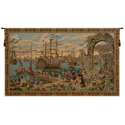 Гобелен Итальянская гавань