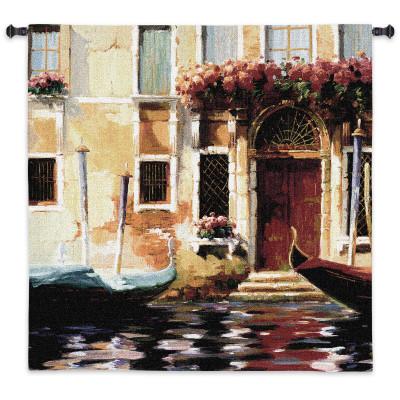 Купить Гобелен Венецианские гондолы II