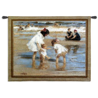 Гобелен На берегу моря