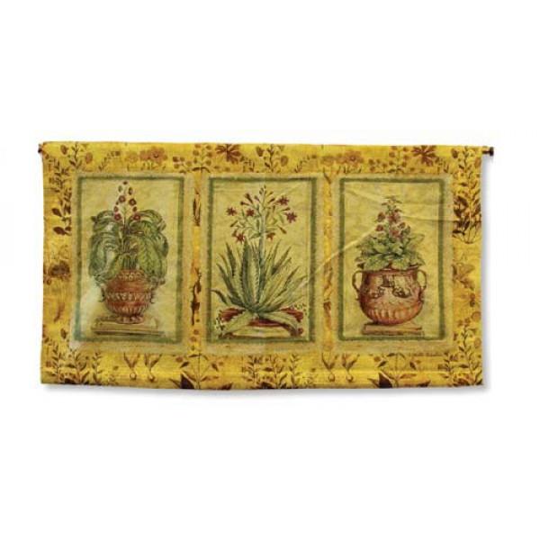 Купить Гобелен Ботанический