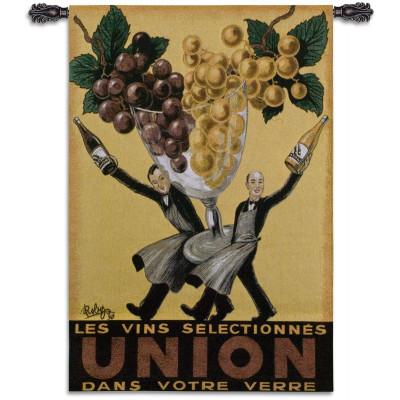 Гобелен Союз вина