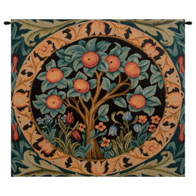 Гобелен Апельсиновое дерево (Уильям Моррис)