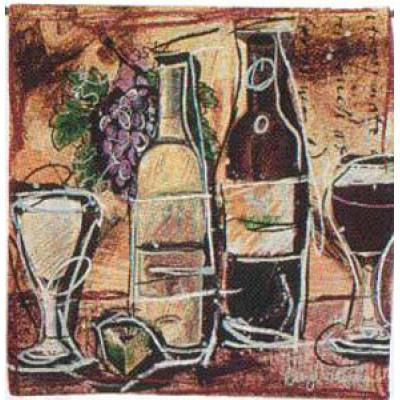 Гобелен Вино и сыр