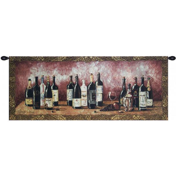 Купить Гобелен Фрукты и вино Мелодия