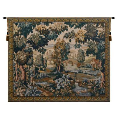 Гобелен Пейзаж Фламандской мельницы