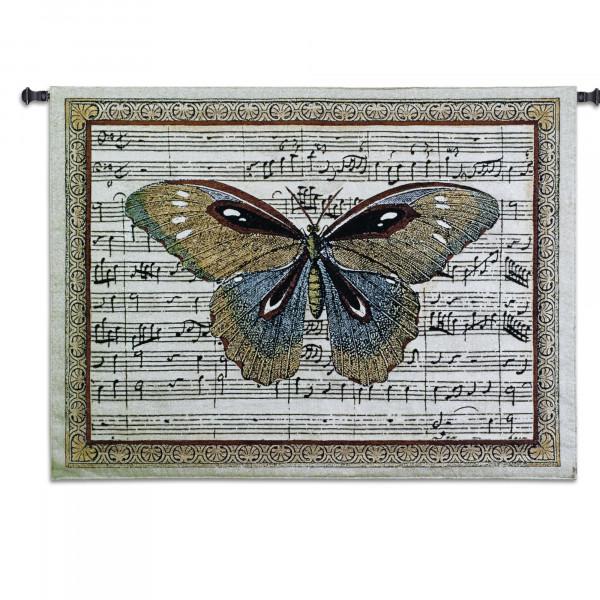 Купить Гобелен Танец бабочки I