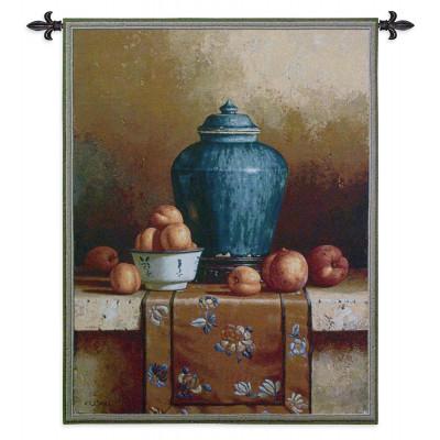 Гобелен Кувшин и персики