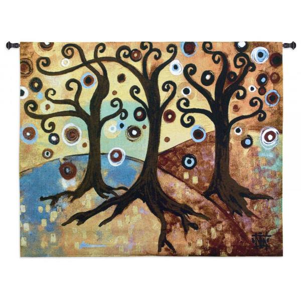 Гобелен Три дерева