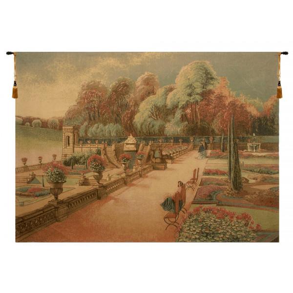 Купить Гобелен Прогулка по саду