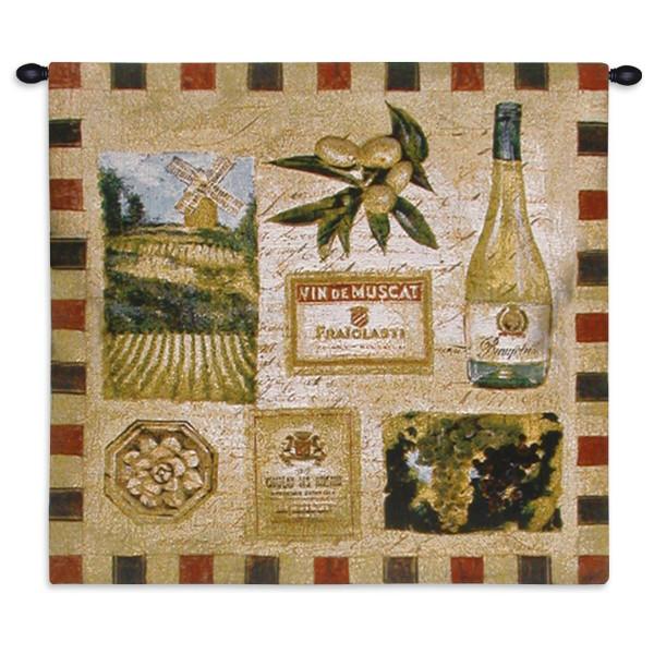 Купить Гобелен Вино земли II