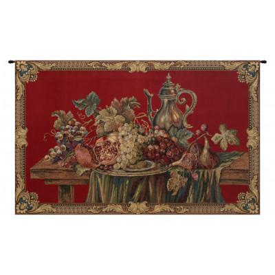 Купить Гобелен Красный натюрморт