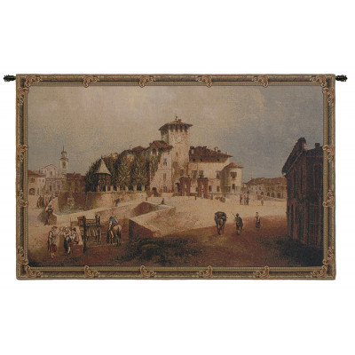 Гобелен Замок Парма