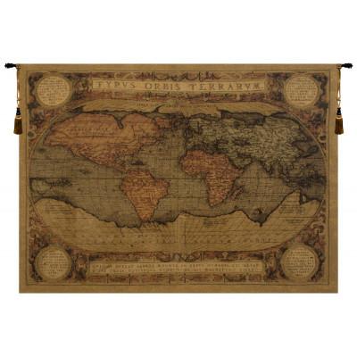 Гобелен Античная карта