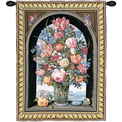 Гобелен Цветочная ваза