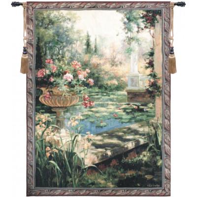 Купить Гобелен Лиловый сад