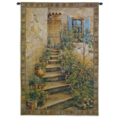 Купить Гобелен Вилла в Тоскане II
