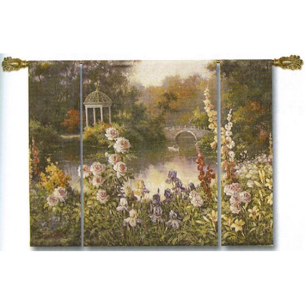 Купить Гобелен Летний сад
