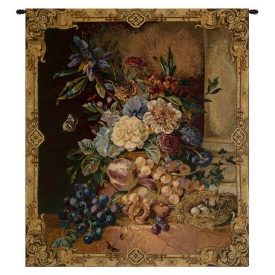 Гобелен Фрукты и цветы