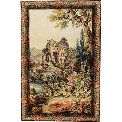 Гобелен Старая мельница (вертикаль)