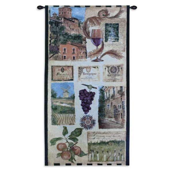 Купить Гобелен Страна вина II