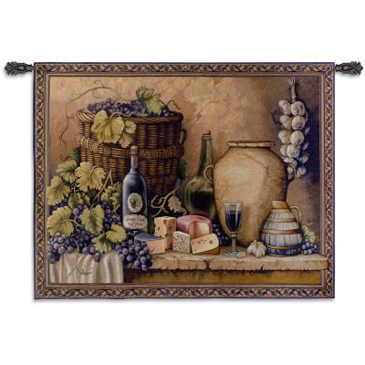 Гобелен Дегустация вин