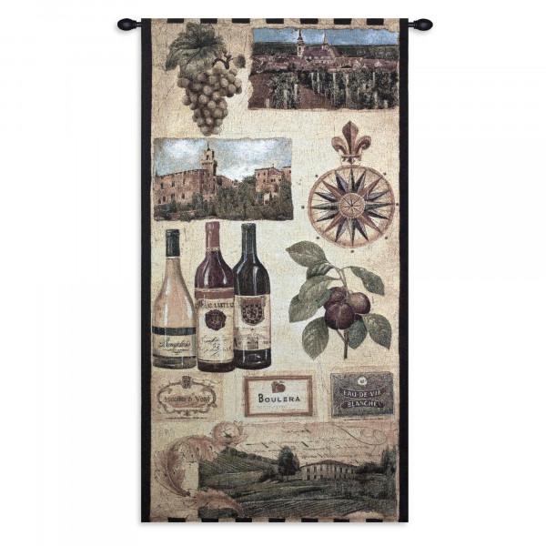 Купить Гобелен Страна вина I