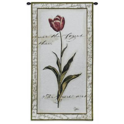 Гобелен Розовый тюльпан I