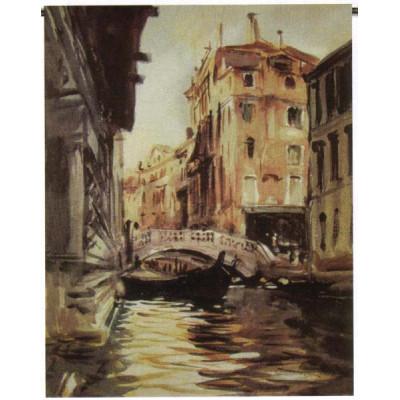 Купить Гобелен Вид на реку в Италии