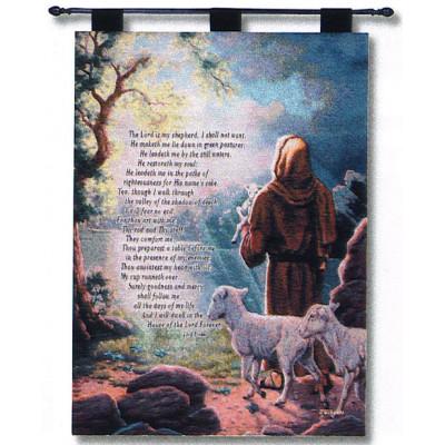 Гобелен Господь — мой пастырь