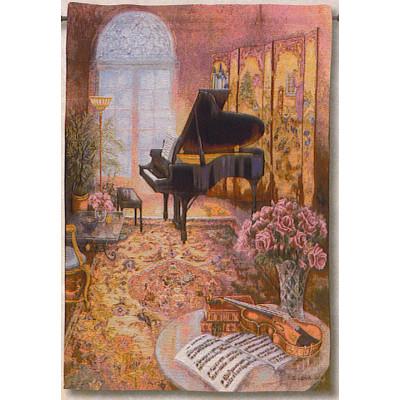 Купить Гобелен Музыкальная комната