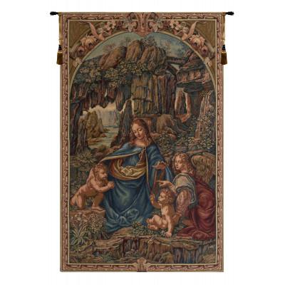 Купить Гобелен Дева Мария на камне