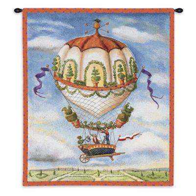 Купить Гобелен Воздушный шар Садовники