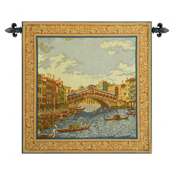 Гобелен Мост Риальто в Венеции