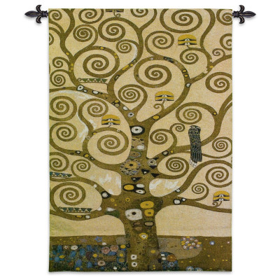 Купить Гобелен Дерево жизни Климт