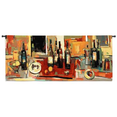 Гобелен Вино