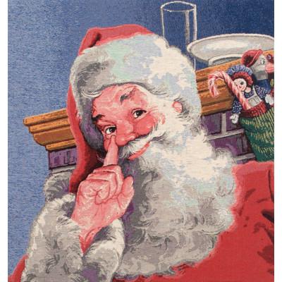 Гобелен Санта
