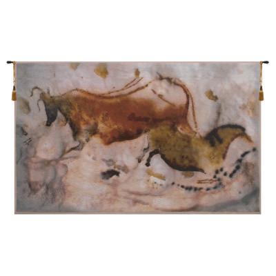 Купить Гобелен Корова и лошадь