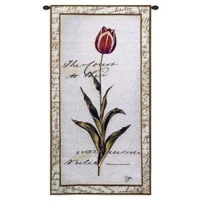 Купить Гобелен Розовый тюльпан II