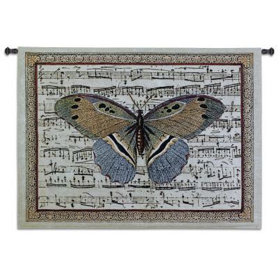 Гобелен Танец бабочки II