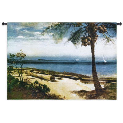 Гобелен Тропическое побережье