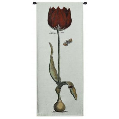 Гобелен Красный тюльпан Дюри