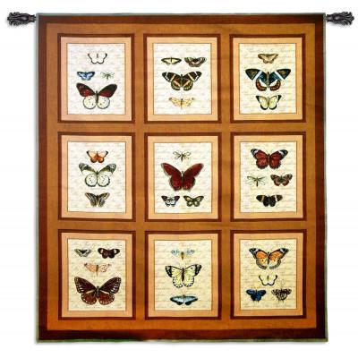 Купить Гобелен Бабочки природа