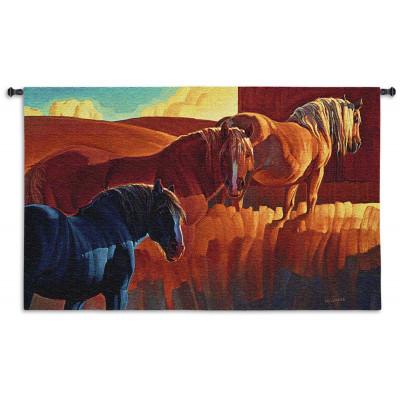 Купить Гобелен Величие лошадей