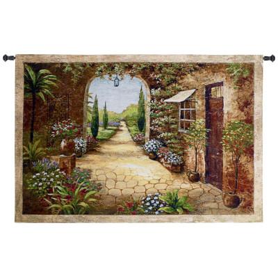 Купить Гобелен Секретный сад