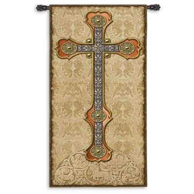 Купить Гобелен Античный крест