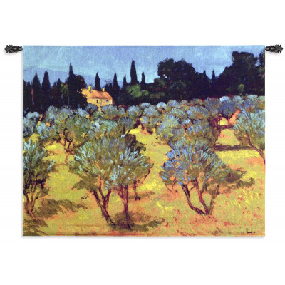 Купить Гобелен Весенние оливки