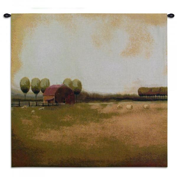 Купить Гобелен Сельский пейзаж II