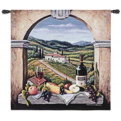 Гобелен Дорога в виноградник